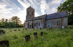St Mary the Virgin, Thenford, Northamptonshire (jor5472) Tags: summer june flickr nikon religious religion architecture building landscape graveyard uk england church scenic sunset northamptonshire mary saint thenford