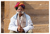 Indian man.. (Joce.V) Tags: inde india indedunord northindia rajasthan portrait people personne homme man streetphotography streetphoto voyage travel turban moustache canon canoneos5dmarkii canonef2470f28lusm jaisalmer