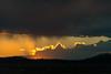 Utah Sunset (getting back ( slowly )) Tags: utah sunset wildwest sky fire