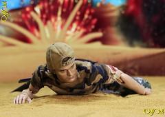 №526. (OylOul) Tags: oyloul 16 action figure damtoys combat battle