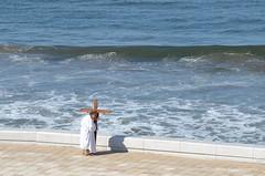 Con la vista al mar (S. Alexis) Tags: nikon nikond5100 nikkor70300mm méxico sinaloa mazatlán mexiko mexique cristo cruz crucifijo sacrificio semanasanta