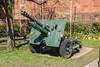 Shrewsbury Castle (thulobaba) Tags: shrewsbury england shropshire artillery gun howitzer british ra 25 pdr twentyfivepounder ww2 army royalartillery muzzlebrake turntable
