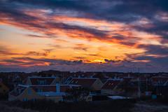 Hidden Sun (Poul_Werner) Tags: danmark denmark grenen skagen thebasculelight vippefyret aften easter evening night påske solnedgang sunset northdenmarkregion dk