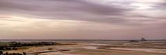 Baie du Mont Saint Michel (Philippe Vieux-Jeanton) Tags: montsaintmichel normandie france baie sony18135mmoss sonya6000 2018 pano