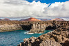 Water and Fire (_Sylvian) Tags: lanzarote clouds holidays island landscape mountains nature ocean outdoor plains sea sky spain summer traveling travels vacation view vulcano