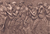 Slaves being taken to a riverboat (sniggie) Tags: kentucky lincolnmemorialpark louisville ohioriver artistedhamilton slavery waterfront jeffersoncounty slaves ushistory kentuckyhistory africanamericanhistory slavestate