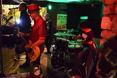 DSC_0146 (richardclarkephotos) Tags: tim bish joey luca © richard clarke photos derellas three horseshoes bradford avon wiltshire uk lone sharks guitar bass drums guitarist drummer bassist band bands live music punk