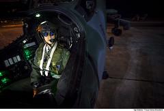 Homem e máquina (Força Aérea Brasileira - Página Oficial) Tags: fab forcaaereabrasileira fotobrunobatista piloto pilot ah2 sabre helicoptero noite taxi noturno exercíciooperacional treinamento asasrotativas cachimbo serradocachimbo cabine militar