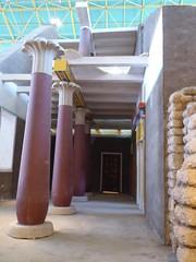 Amarnan House (Aidan McRae Thomson) Tags: amarna egypt museum ancient egyptian