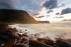 Garie sunrise (Seany99) Tags: garie gariebeach royalnationalpark sunrise rocks clouds longexposure leelittlestopper sydney nsw australia