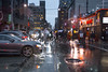 (A Great Capture) Tags: johnstreet evening night bustle hustle city pedestrians people traffic toronto downtown wet rainy rain raining agreatcapture agc wwwagreatcapturecom adjm ash2276 ashleylduffus ald mobilejay jamesmitchell on ontario canada canadian photographer northamerica torontoexplore spring springtime printemps 2018 cityscape urbanscape eos digital dslr lens canon 70d water agua eau reflection mirror glass outdoor outdoors streetphotography streetscape photography streetphoto street calle illuminate lighting overcast rainyday cloudy umbrella umbrellas storm