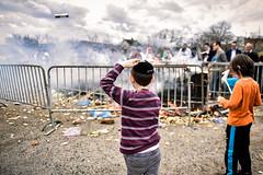 LDS_3085 (Baltimore Jewish Times) Tags: chometz chametz burning passover pesach pimlico baltimore orthodox judaism