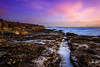 ST Olofs Gotland (Mathias Kilman) Tags: winter sweden gotland cliffs ice canon6d canon canon24105 longexposure sunr sunrise