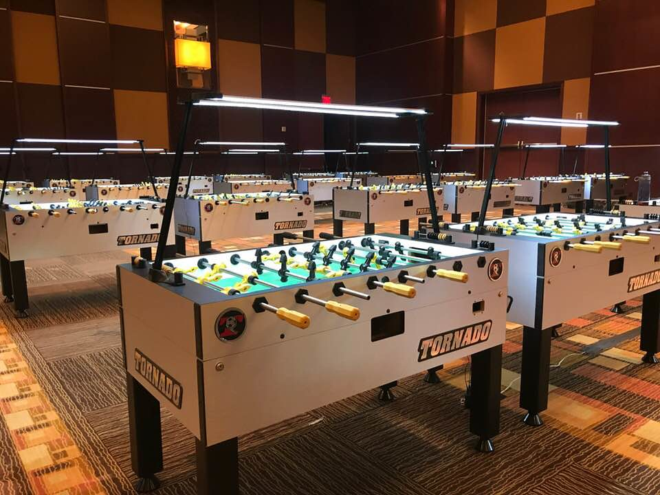 Itsf World Masters 2018 International Table Soccer
