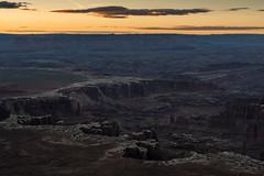 Grandview Point Sunrise (HubbleColor {Zolt}) Tags: canyonlandsnationalpark grandviewpoint utah moab unitedstates us