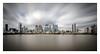 Isle of Dogs (Robgreen13) Tags: london canarywharf isleofdogs cityscape longexposure urban riverthames clouds