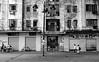 Old downtown (Helvio Silva) Tags: downtown centroantigo abandoned abandono abandonado forgotten windows square pontodecemreis joãopessoa edificio building velho antigo old antique paraiba brasil helviosilva monochrome pb bw