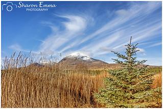 Beinn na Caillich (Red Hills)