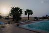 Amanece en el Oasis (Fran LeBron Ceuta) Tags: merzouga desierto desert pool piscina palmeras palms sunset sun amanecer atardecer marruecos marocco landscape nature oasis dunas dunes arena sand summer verano ceuta