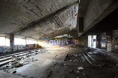IMG_0177 (trevor.patt) Tags: gresleri parmeggiani daini architecture modernist brutalist concrete ruin religious casalecchio bologna it trespass