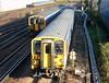 101456 5708 Wimbledon Depot 13.11.2004 (31417) Tags: 5708 455 emu wimbledon brel