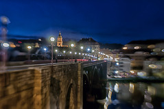 The Old Bridge (Matjaž Skrinar) Tags: lensbaby sweet35optic maribor 100v10f 250v10f