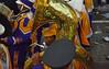 Reflections of an Officer (BKHagar *Kim*) Tags: bkhagar mardigras neworleans nola la parade celebration people crowd beads outdoor street napoleon uptown band musicians tuba bass brass
