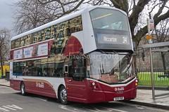 Lothian 563 • SA15 VUO (MichaelStuartEDI) Tags: edinburgh 3 gemini wright b5lh volvo sa15vuo 563 buses lothian lothianbuses