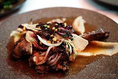 20180404-14-Pork cutlets with smoked miso and radiccio at Faro in Hobart (Roger T Wong) Tags: 2018 australia faro hobart iv mona metabones museumofoldandnewart pharos rogertwong sigma50macro sigma50mmf28exdgmacro smartadapter sonya7ii sonyalpha7ii sonyilce7m2 tasmania cutlet dinner food pork radiccio restaurant tapas