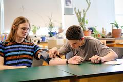 IMG_8454 (proctoracademy) Tags: academics biology classof2021 gearhartrobboyzack handsonlearning honorsbiology honorsclass science taylorezra