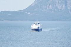 """""""Vågan"""" (OlafHorsevik) Tags: vågan torghattennord thn rv17 fv17 ferge ferga ferry ferja ferje kystriksveien jektvik kilboghamn crute"""