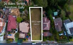 26 Bales Street, Ferntree Gully VIC