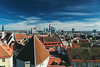 Tallin (CROMEO) Tags: tallin estonia baltico baltic republic sky line city ciudad alta high euro europe colors skyline viewpoint clouds cromeo photo photography capture nikon fullframe cr urss tallina arquitectura building fantastic turismo turism