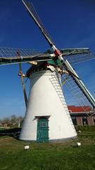 Molen De Lelie (EnDie1) Tags: endie1 mill delelie molen handyshot 2018 nordsee thenetherlands holland schouwenduiveland meer