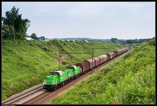 Railtraxx 6482 + 6475 @ Braine le Comte