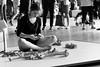 Simply a Human (Ali Sabbagh) Tags: blackandwhite bnw monochrome human bones girl photography art modern eos7d canon