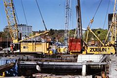 < zublin > (Mister.Marken) Tags: flickrexplore nikonf4 fujifilmfujicolorc200 nikonafnikkor 50mmf14 madeinsweden crane södertälje explore