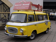 Barkas B1000 (Norbert Bánhidi) Tags: germany berlin car vehicle barkas deutschland alemania allemagne germania alemanha duitsland германия németország berlín berlino berlim berlijn берлин