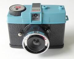 Diana Mini (pho-Tony) Tags: halfframe photosofcameras dianamini lomo lomography plastic retro miniature toy toycamera 24mm half frame 18x24 18mmx24mm