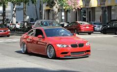 BMW M3 (E92) (SPV Automotive) Tags: bmw m3 e92 coupe exotic sports car red