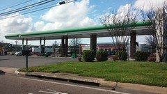 Southaven BP Remodel (Retail Retell) Tags: bp gas station fuel circle k convenience store southaven ms brick columns remodel desoto county retail goodman road airways boulevard