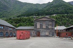 Building (AstridWestvang) Tags: architecture building containers industry odda rogaland