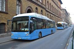 BKV Zrt MPW-615 (Will Swain) Tags: budapestnyugati station 6th january 2018 budapest nyugati bus buses transport travel vehicle vehicles county country central capital city centre hungary europe bkv zrt mpw615