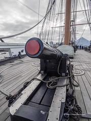 HMS Warrior 2018 03 22 #5 (Gareth Lovering Photography 5,000,061) Tags: hms warrior 1860 ship royalnavy britishnavy portsmouth england olympus omdem10ii 918mm garethloveringphotography