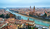 Verona, Italy (Michael's shots) Tags: verona river italy city landscape nikond3100