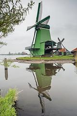 Zaanse Chance (jimj0will) Tags: zaanse chance windmills amsterdam