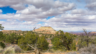 Canyonlands Island in the Sky Mesa Arch Trail 02-22-2018