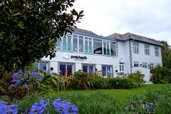 Rear of St. Michael's Hotel, Falmouth, Cornwall, England (Joseph Hollick) Tags: england cornwall falmouth hotel