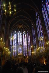 Сен-Шапель, Париж, Франція  InterNetri 0068