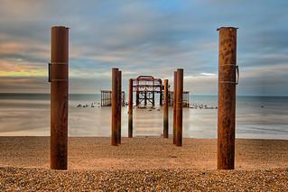 HDR West Pier